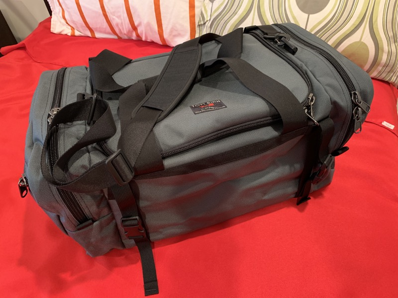 - tombihnroady60 01 - Tom Bihn Road Buddy 60L duffel bag review – The Gadgeteer