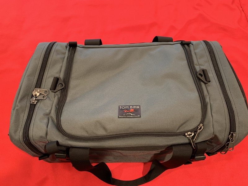 - tombihnroady60 02 - Tom Bihn Road Buddy 60L duffel bag review – The Gadgeteer
