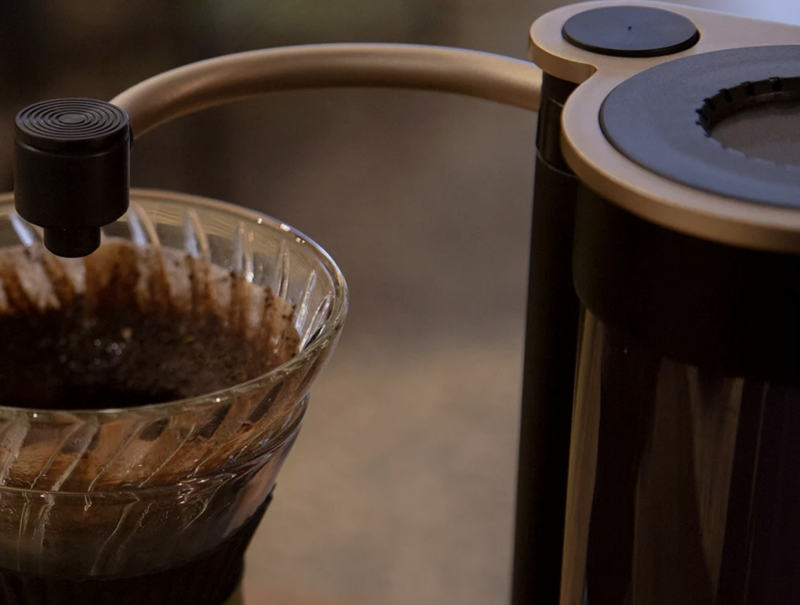 GEESAA Your Home Barista pour over brewer system
