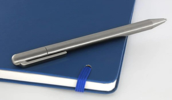 KRMA Titanium Pen – Notable crowdfunding campaign – The Gadgeteer