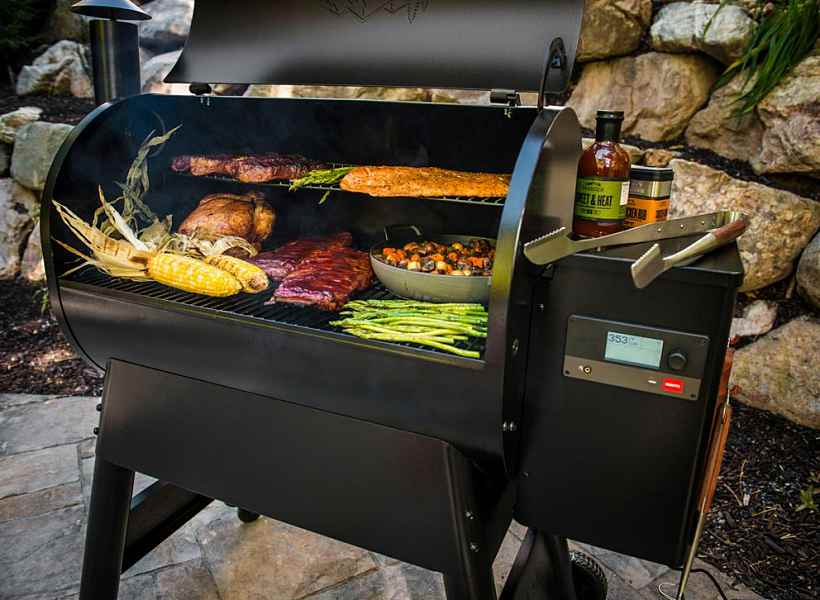 Traeger's new Pro WiFi pellet grill is smarter, faster, and smokier